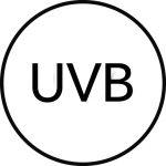 etiquetas uvb