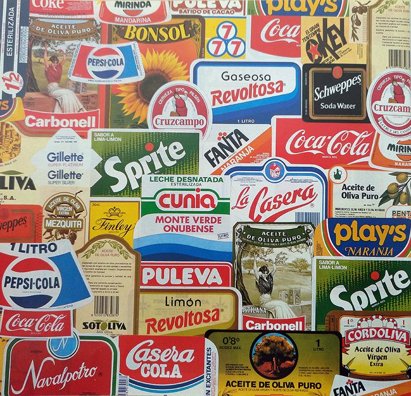 historia etiquetas