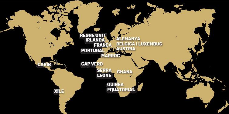 En Grupo Lappí consideramos la internacionalización como punto básico en nuestro Plan de Expansión.
