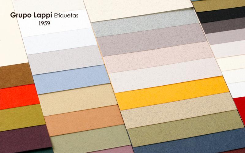 tipos de papel que se utilizan en Grupo Lappí Etiquetas
